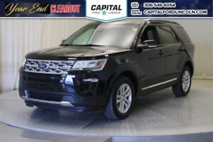 2018 Ford Explorer XLT 4WD * Leather * Sunroof *