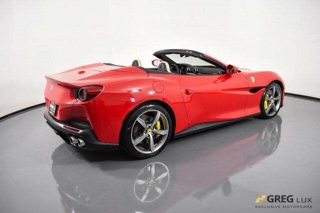 Image 4 Voiture Européenne d'occasion Ferrari Portofino 2019