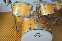 Collection of drums a vendre.