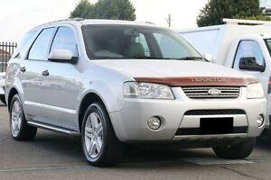 2008 Ford Territory SY Ghia AWD Silver 6 Speed Sports Automatic Wagon Preston Darebin Area Preview