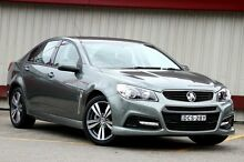 2015 Holden Commodore VF MY15 SV6 Prussian Steel 6 Speed Automatic Sedan Homebush Strathfield Area Preview