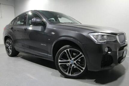 2015 BMW X4 F26 xDrive35d Steptronic Grey 8 Speed Automatic Wagon