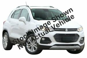 2018 Holden Trax TJ MY18 LTZ White 6 Speed Automatic Wagon East Toowoomba Toowoomba City Preview