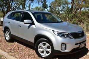 2012 Kia Sorento XM MY12 SI Silky Silver 6 Speed Sports Automatic Wagon St Marys Mitcham Area Preview