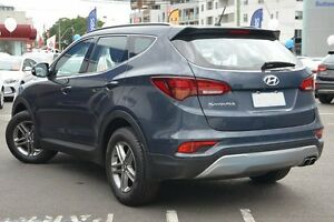 2015 Hyundai Santa Fe DM Series II (DM3) Active CRDi (4x4) Blue 6 Speed Automatic Wagon Wolli Creek Rockdale Area Preview