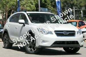 2013 Subaru XV G4X MY13 2.0i-L Lineartronic AWD White 6 Speed Constant Variable Wagon Parramatta Parramatta Area Preview