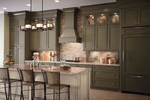 EnjoyHome FALL SALES-100% Maple Cabinet Custom Made 50% OFF www. Cambridge Kitchener Area image 10