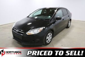 2014 Ford Focus S Accident Free,