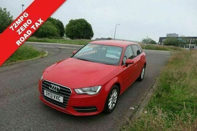AUDI A3 1 6 TDI SE,2013,Alloys,A/Con,Bluetooth,Privacy  Glass,74mpg,ZeroRoadTax,Very Clean Condition | in Dundee | Gumtree