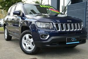 2013 Jeep Compass MK MY14 North Blue 6 Speed Sports Automatic Wagon Ashmore Gold Coast City Preview