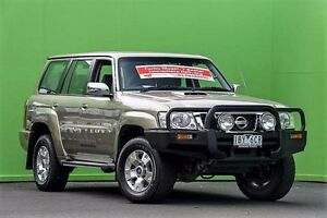 2010 Nissan Patrol GU 7 MY10 ST Gold 5 Speed Manual Wagon Ringwood East Maroondah Area Preview