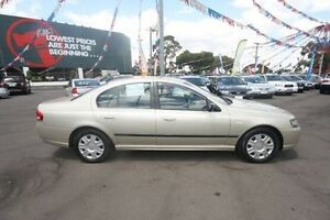 2008 Ford Falcon BF Mk II XT Gold 4 Speed Sports Automatic Sedan Kingsville Maribyrnong Area Preview