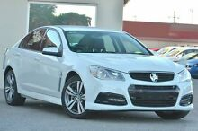 2015 Holden Commodore VF MY15 SV6 White 6 Speed Sports Automatic Sedan Morley Bayswater Area Preview