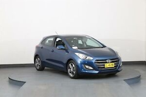 2015 Hyundai i30 GD3 Series 2 Active X Blue 6 Speed Automatic Hatchback Smithfield Parramatta Area Preview