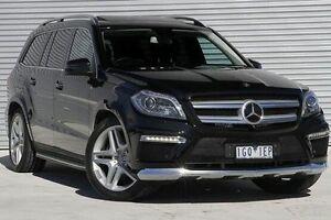 2015 Mercedes-Benz GL350 Black Sports Automatic Wagon Ringwood East Maroondah Area Preview