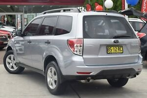 2012 Subaru Forester MY12 X Silver 4 Speed Auto Elec Sportshift Wagon Waitara Hornsby Area Preview