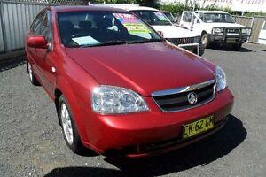 2008 Holden Viva Maroon Manual Sedan Mudgee Mudgee Area Preview