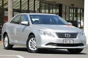 2014 Toyota Aurion GSV50R AT-X Silver Pearl 6 Speed Sports Automatic Sedan Adelaide CBD Adelaide City Preview