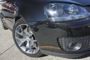 2007 Volkswagen Golf 1K MY08 Upgrade GTi Black 6 Speed Direct Shift Hatchback