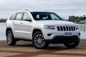 2014 Jeep Grand Cherokee WK MY2014 Laredo White 8 Speed Sports Automatic Wagon Bunbury Bunbury Area Preview