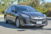 2013 Mazda 3 BL10F2 MY13 Neo Activematic Grey 5 Speed Sports Automatic Sedan Wilson Canning Area Preview