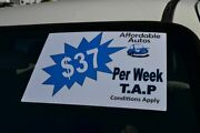 2003 Toyota Hilux Diesel $37 Per Week White 5 Speed Manual Dual Cab Rockingham Rockingham Area Preview