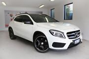 2016 Mercedes-Benz GLA 250 4MATIC X156 806MY DCT 4MATIC White 7 Speed Sports Automatic Dual Clutch Melville Melville Area Preview