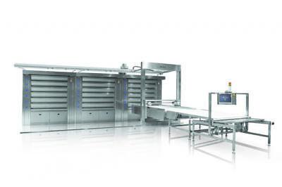 Becom Industrial Steam Tube Oven Be-istdo-625-e3