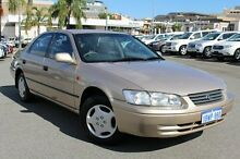 2000 Toyota Camry SXV20R Conquest Gold Dust 4 Speed Automatic Sedan Northbridge Perth City Preview