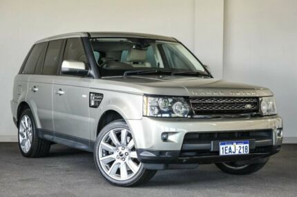 2012 Land Rover Range Rover Sport L320 13MY SDV6 CommandShift Gold 6 Speed Sports Automatic Wagon Bayswater Bayswater Area Preview