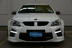 2014 Holden Special Vehicles GTS GEN-F MY15 White 6 Speed Sports Automatic Sedan