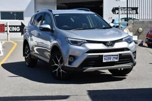 2016 Toyota RAV4 ASA44R GXL AWD Silver Sky 6 Speed Sports Automatic Wagon Claremont Nedlands Area Preview
