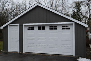 Garages by IN THE BACK YARD LIMITED
