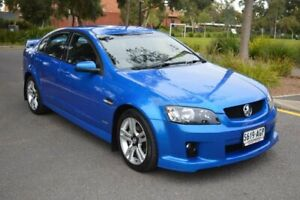 2010 Holden Commodore VE MY10 SV6 Blue 6 Speed Sports Automatic Sedan Norwood Norwood Area Preview