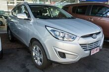 2014 Hyundai ix35 LM3 MY15 Active Sleek Silver 6 Speed Sports Automatic Wagon Slacks Creek Logan Area Preview