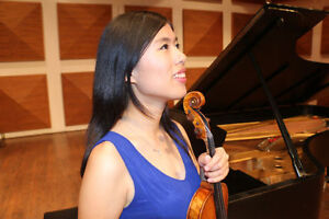 Classically trained violinist for your wedding/other events!