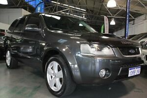 2007 Ford Territory SY Turbo (4x4) 6 Speed Auto Seq Sportshift Wagon Victoria Park Victoria Park Area Preview