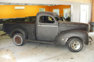 Willys Truck cab WANTED