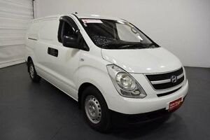 2012 Hyundai iLOAD TQ MY13 White 5 Speed Automatic Van Moorabbin Kingston Area Preview