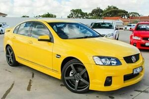 2010 Holden Commodore Yellow Manual Sedan Dandenong Greater Dandenong Preview