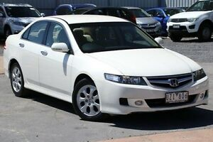 2007 Honda Accord Euro CL MY2007 White 5 Speed Automatic Sedan Ferntree Gully Knox Area Preview
