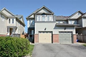 Move-In Ready! 3+1 Bdrm Huge Freehold End Unit Townhome