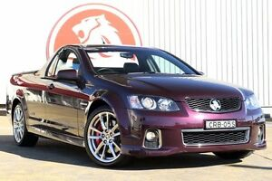 2013 Holden Ute VE II MY12.5 SS Z Series Alchemy 6 Speed Sports Automatic Utility Lansvale Liverpool Area Preview