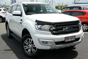 2016 Ford Everest UA Trend 4x2 Cool White 6 Speed Sports Automatic Wagon Yeerongpilly Brisbane South West Preview