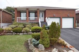 4 Bedroom, 2 Level Basement Apartment-Available Oct.1st