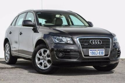 2011 Audi Q5 8R MY12 TFSI S tronic quattro Grey 7 Speed Sports Automatic Dual Clutch Wagon Bellevue Swan Area Preview