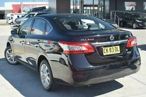 2015 Nissan Pulsar B17 Series 2 ST Black 1 Speed Constant Variable Sedan Pennant Hills Hornsby Area Preview