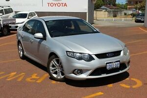 2010 Ford Falcon FG XR6 Silver 6 Speed Sports Automatic Sedan Westminster Stirling Area Preview