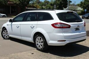 2013 Ford Mondeo MC LX PwrShift TDCi White 6 Speed Sports Automatic Dual Clutch Wagon Berwick Casey Area Preview