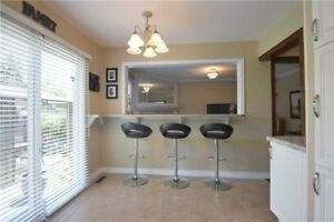 DETACHED HOME FOR RENT IN MISSISSAUGA